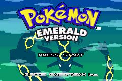 Pokemon Emerald Free Pc