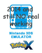 Pokemon X Nintendo 3DS emulator