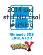 Pokemon Y 3DS emulator