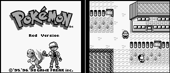 pokemon red blue emulator